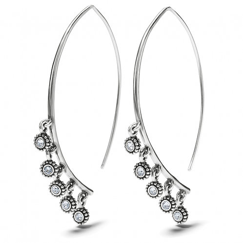 Brighton - Twinkle Droplet Wire Earrings