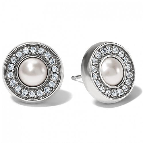 Brighton - Meridian Pearl Post Earrings