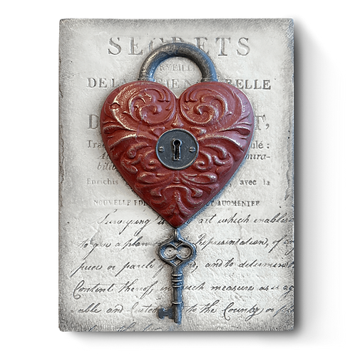 Sid Dickens - Love Locks - T532