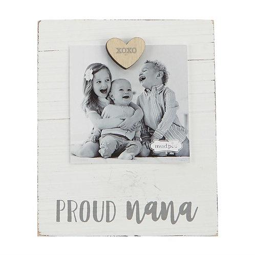Mud Pie - Proud Nana Magnetic Frame