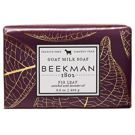 Fig Leaf Goat Milk Soap