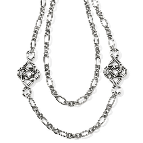 Brighton - Interlok Knot Layer Necklace