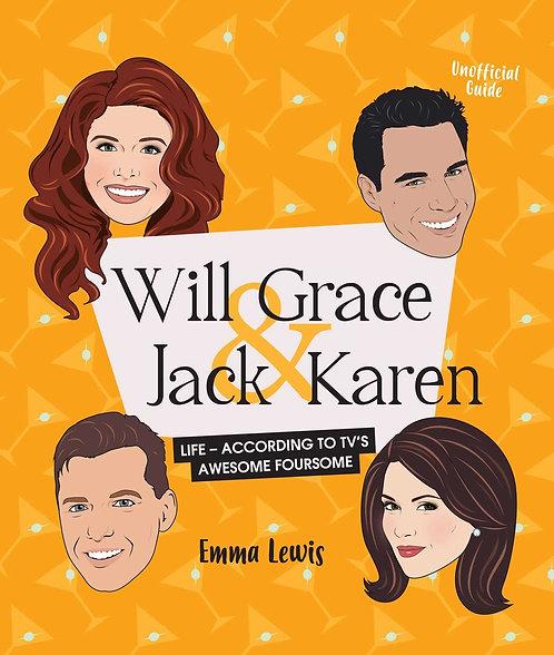 Will & Grace, Jack & Karen Book