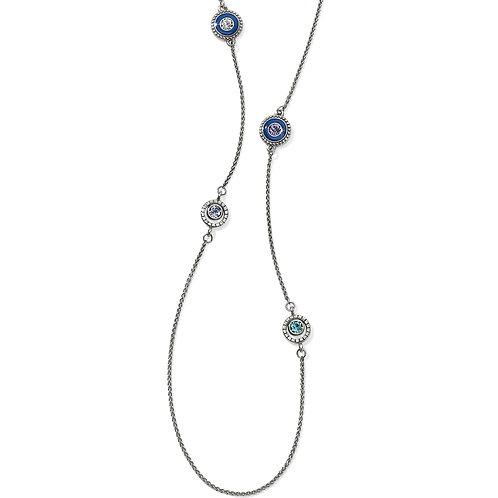 Brighton - Halo Eclipse Long Necklace