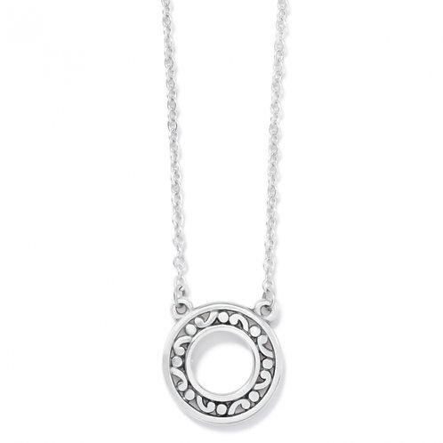 Brighton - Contempo Open Ring Petite Necklace