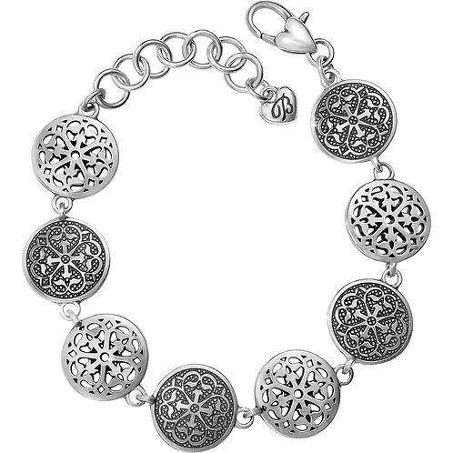 Brighton - Ferrara Medallion Link Bracelet