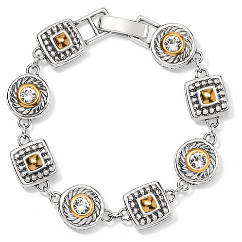 Brighton - Heiress Crystal Link Bracelet