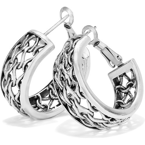 Brighton - Delicate Memories Hoop Earrings