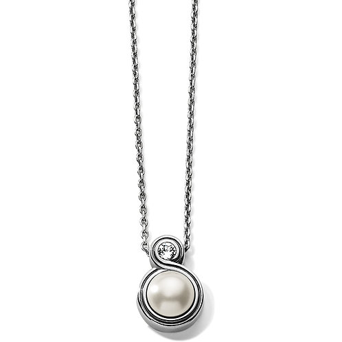 Brighton - Infinity Sparkle Petite Necklace