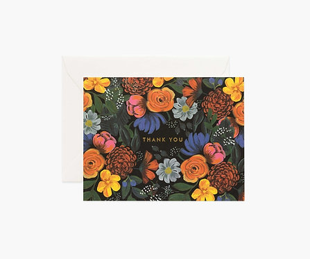 Rifle Paper - Odette Thank You Card