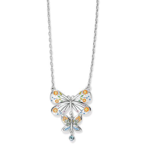 Brighton - Garden Wings Necklace