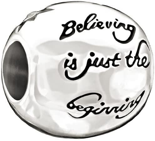 Believe Disney Charm
