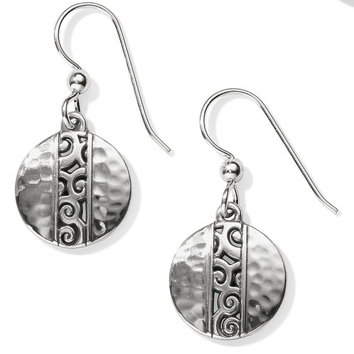 Brighton - Mingle Disc French Wire Earrings