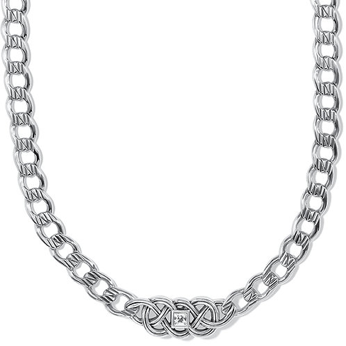 Brighton - Interlok Lustre Collar Necklace