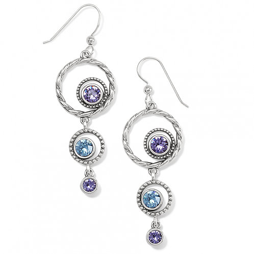 Brighton - Halo Radiance French WireEarrings