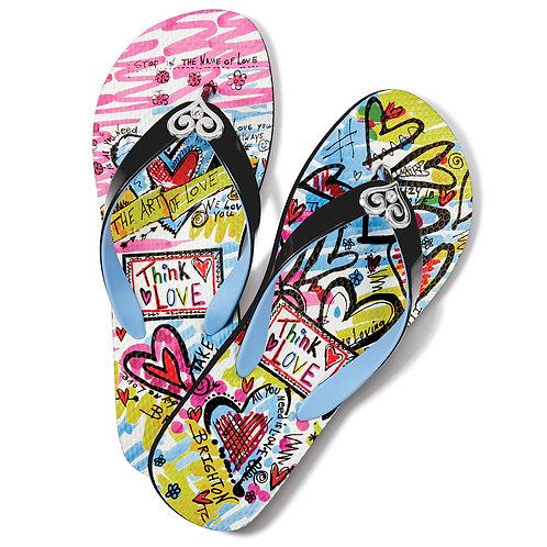 Brighton - Loving Flip Flops