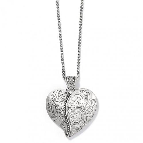 Brighton - Ornate Heart Convertible Necklace