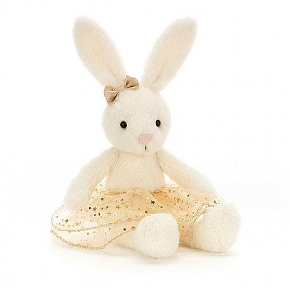 Glistening Belle Bunny - Large