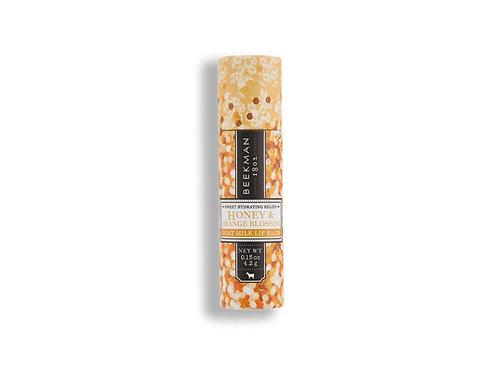 Honey & Orange Blossom Lip Balm