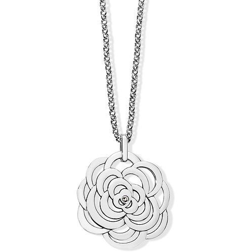 Brighton - The Botanical Rose Convertible Necklace