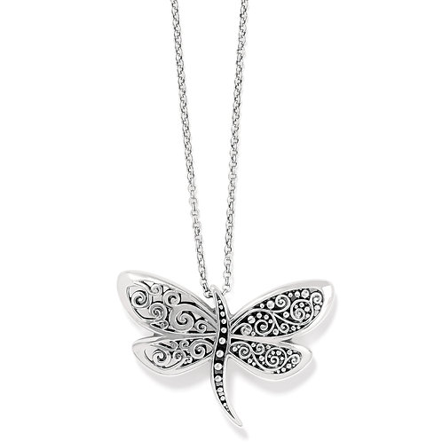 Brighton - Love Affair Dragonfly Necklace