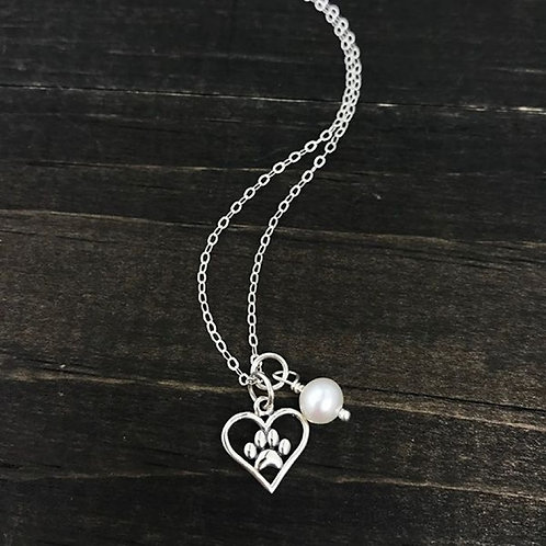 The Road To My Heart - Necklace, The Vintage Pearl