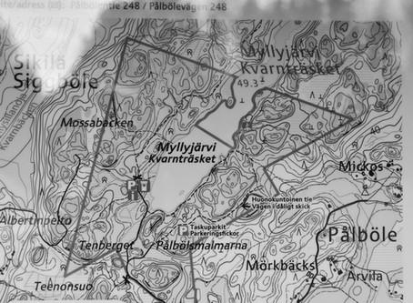 Dagsutflykt till Kvarnträsket 27.4.2020