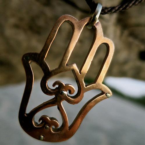 """The """"Fatimas Hand"""""""