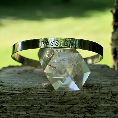 """Alpaca silver """"Passion"""""""