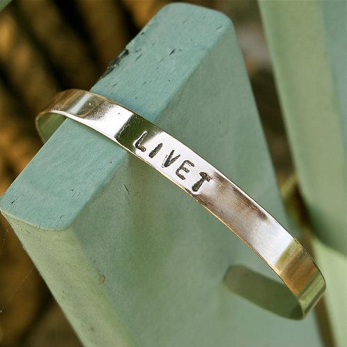 """Alpaca silver """"Livet"""""""