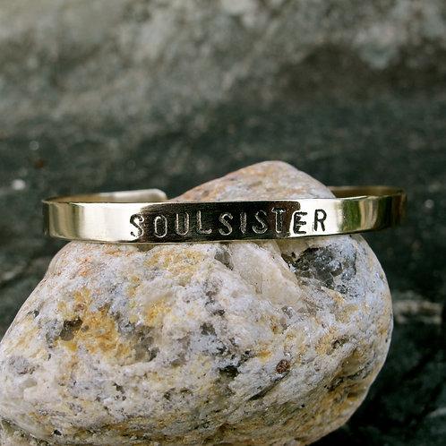 """Alpaca silver """"Soulsister"""""""