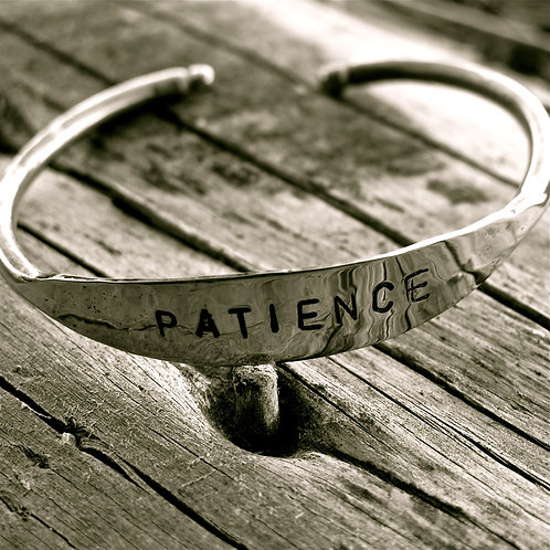 """Recycled Copper """"Patience"""""""