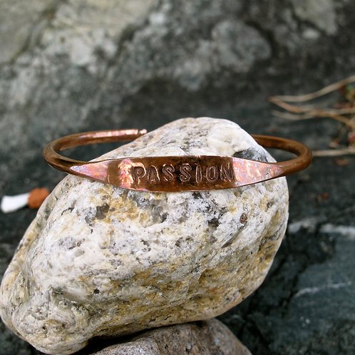 """Recycled Copper """"Passion"""""""
