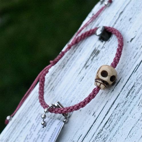 One skull animal Bone Rose