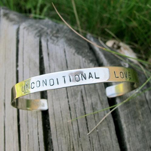 """Alpaca silver """"Unconditional love"""""""