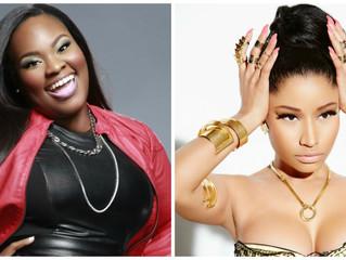 "Have you heard Tasha Cobbs Leonard - ""I'm Getting Ready"" Feat. Nicki Minaj"