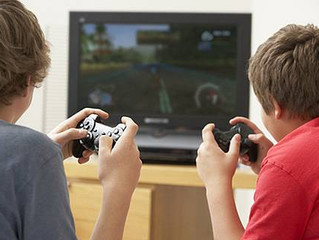 Four things to consider before purchasing a video game for your child...