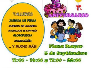 TallerMania Party 2015