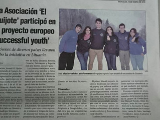 """Proyecto """"Successful youth""""."""
