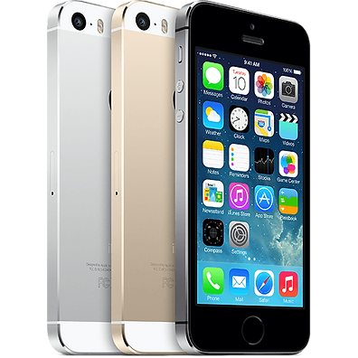 iPhone 5S Cracked Screen Repair Bloomington Valetfix.com