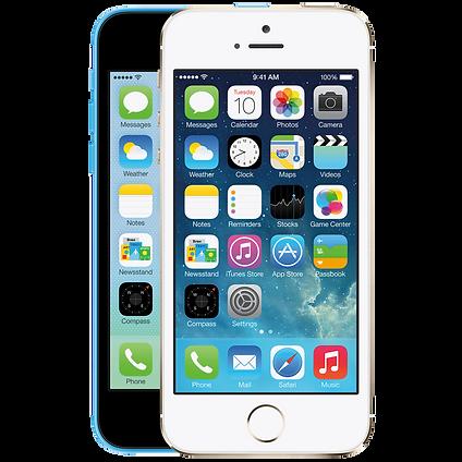 iPhone 5C Cracked Screen Repair Bloomington Valetfix.com
