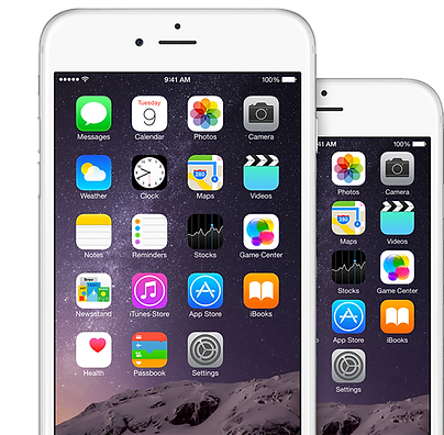 iPhone 6 Plus Cracked Screen Repair Bloomington Valetfix.com