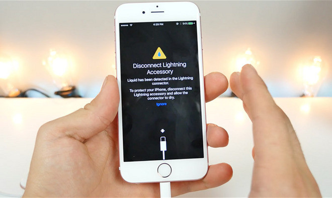 ValetFix iPhone Water Repair