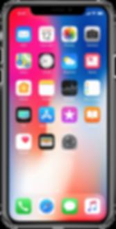 iPhone X Cracked Screen Repair Bloomington Valetfix.com