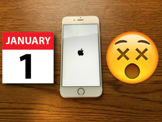 Setting the Date to January 1st 1970 Will Brick your iPhone