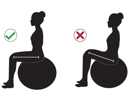 Selecting the Right Swiss Ball