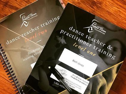 Lisa Howell Teacher Training Complete