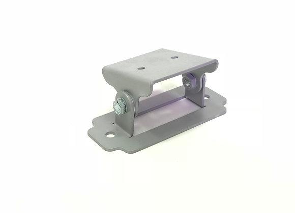 КУ-1 Крепление светильника, поворотное, настенно-потолочное