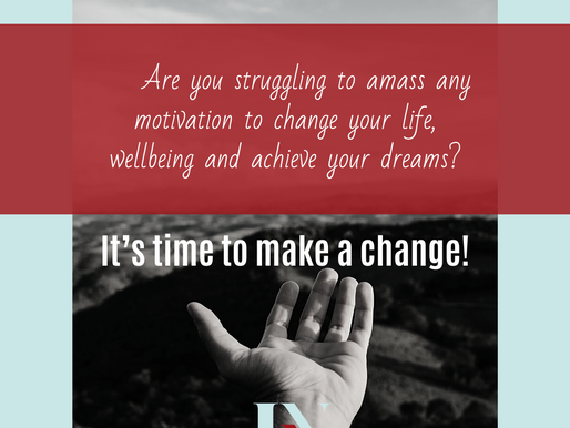 It's Time To Make A Change!