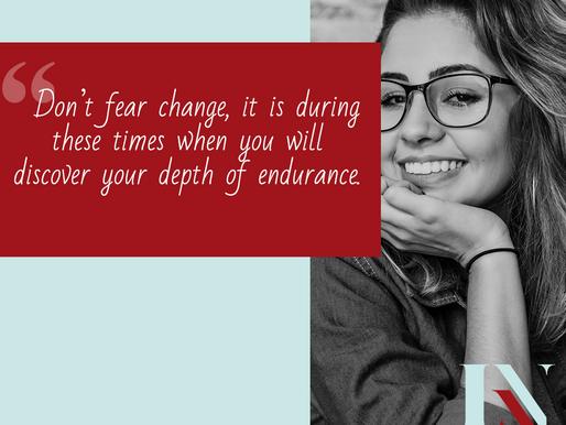 Newness Creates Resilience!